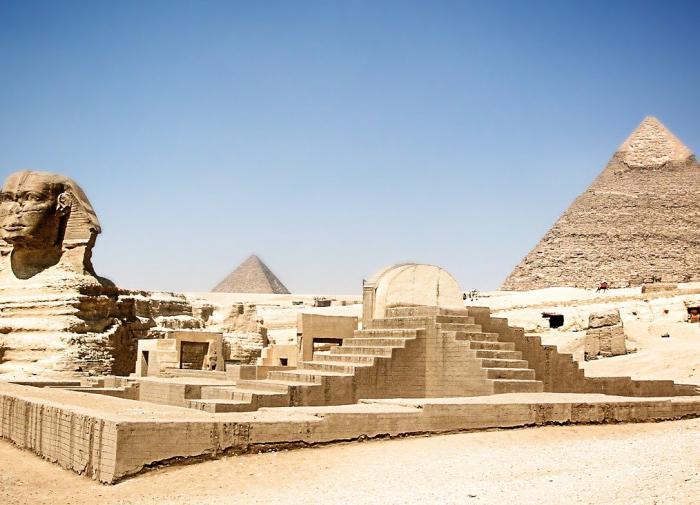 С июля курорты Египта посетили 430 тысяч туристов