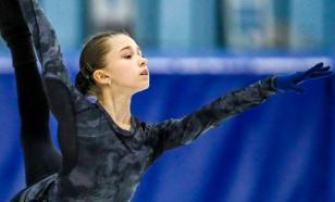 14-летняя Валиева выступит на взрослом чемпионате России