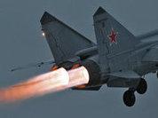 МиГ-31 взорвался в воздухе. Полеты истребителей прекращены