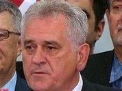 Сербия повернулась лицом к России и Косову
