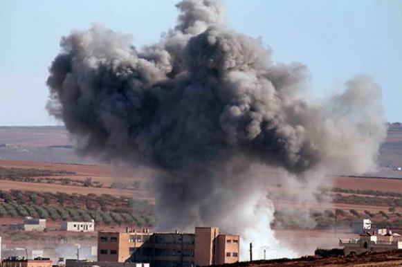 Франция готова разбомбить Сирию, чтобы защитить себя