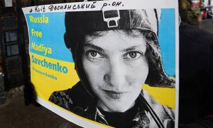 Савченко объявила о подготовке к сухой голодовке и возврате на Украину