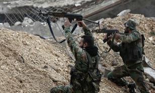 Склад боевиков с токсичными веществами найден в Алеппо