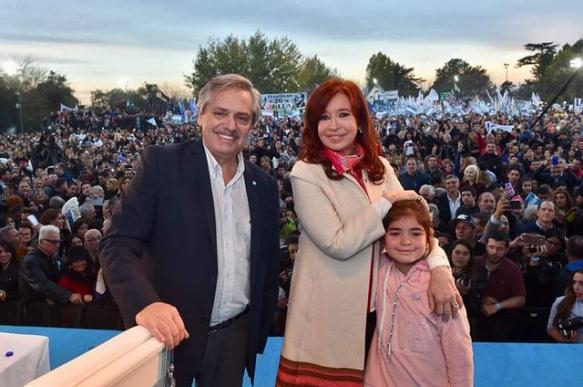 """Аргентина выйдет из проамериканской группы """"Лима"""" по свержению Мадуро"""