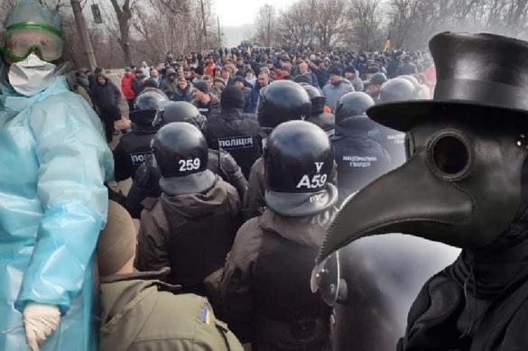 Эксперт: на Украине было бы смешно, если б не было войны