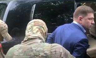 """Папка замедленного действия: почему Фургала """"пустили"""" в губернаторы спецслужбы"""