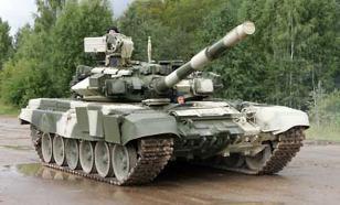 Танк Т-90 — самая эффективная боевая машина мира