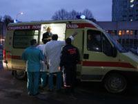 Полицейский на иномарке сбил насмерть продавщицу в Подмосковье.