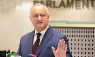 Додон отменил указ и. о. президента Филипа о роспуске парламента