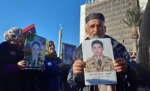 Народ Ливии восстал против Турции и боевиков ПНС