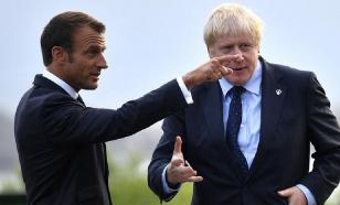 Франция выдвинула Англии ультиматум из-за коронавируса