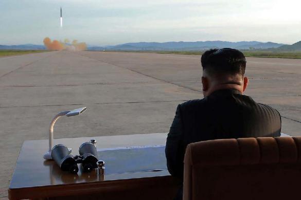 """Северная Корея испытывает ракеты """"на фоне"""" коронавируса"""