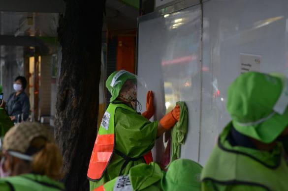 Число жертв коронавируса в Таиланде увеличилось