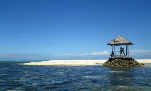 У берегов Филиппин произошло землетрясение магнитудой 5,5