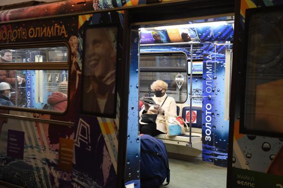 Защитные маски в метро стали доступнее по цене