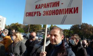 На Украине готовы вводить жёсткий карантин: уже известны даты