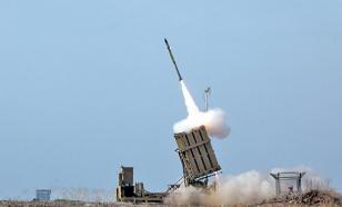 """Израиль испытал новую версию системы ПВО """"Железный купол"""""""