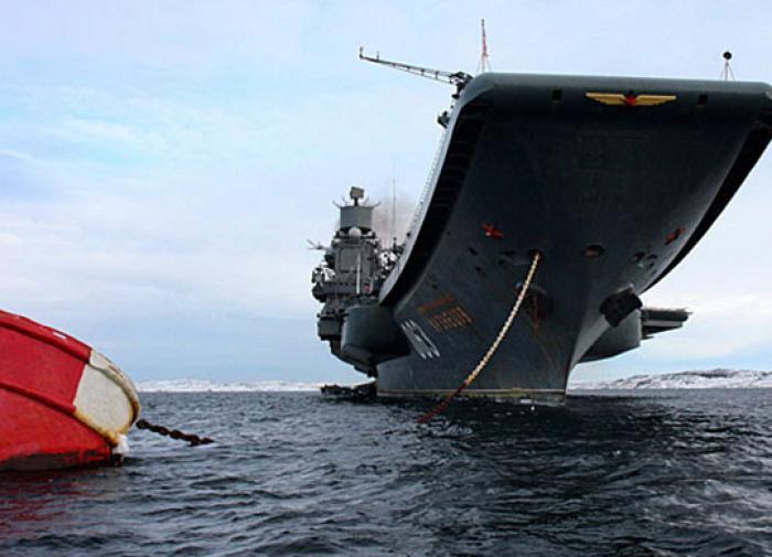 Эксперты оценили необходимость создания авианосной группы в ВМФ РФ