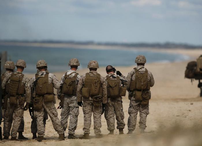На границе с Афганистаном пройдут учения солдат из России и Узбекистана