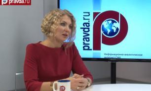 """Ирина Волынец: """"Родная мама должна получать больше, чем детдом"""""""
