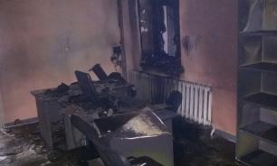 Житель Ульяновска трижды пытался сжечь офис Роскомнадзора и попал под суд