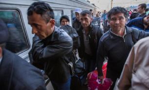 Мигранты перевели из РФ огромные деньги