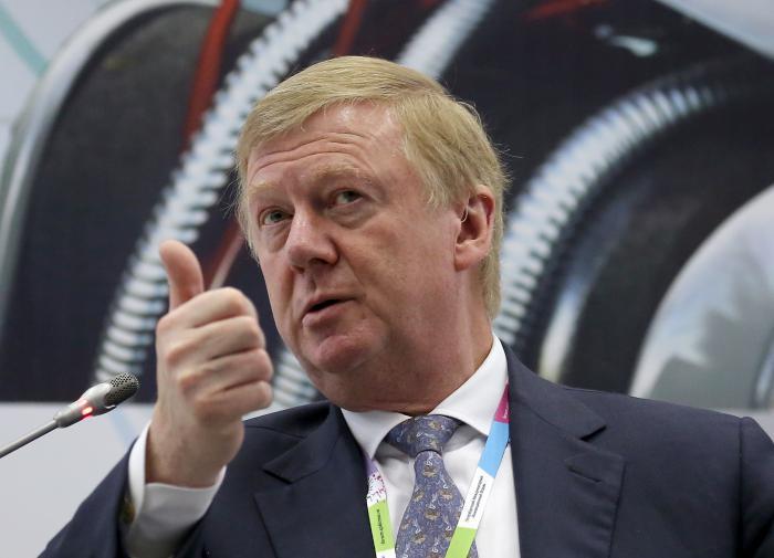 Экономист оценил реакцию назначения Чубайса на курс рубля