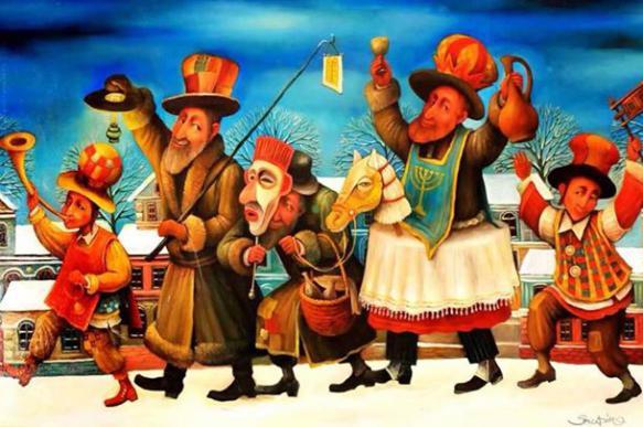 Веселый мартовский праздник Пурим