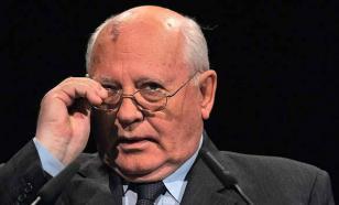 Горбачев переговорил с послом США об отношениях Москвы и Вашингтона
