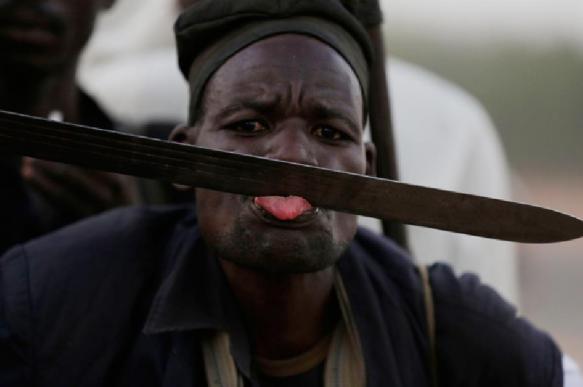 Сторонники правительства напали на мирный митинг в Нигерии