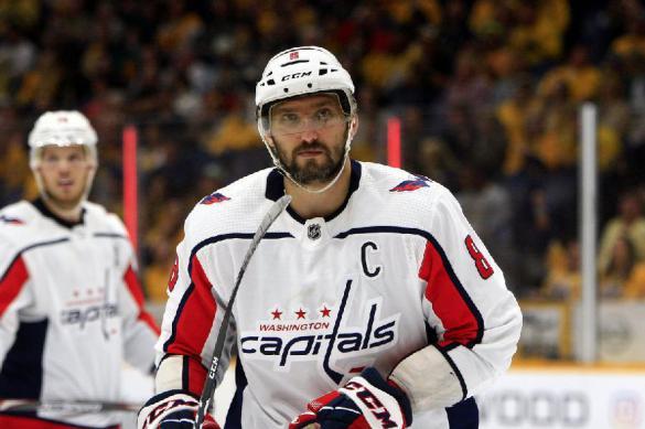 Овечкин назвал историческим моментом попадание в топ-10 снайперов НХЛ