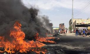 На востоке Багдада прогремел взрыв