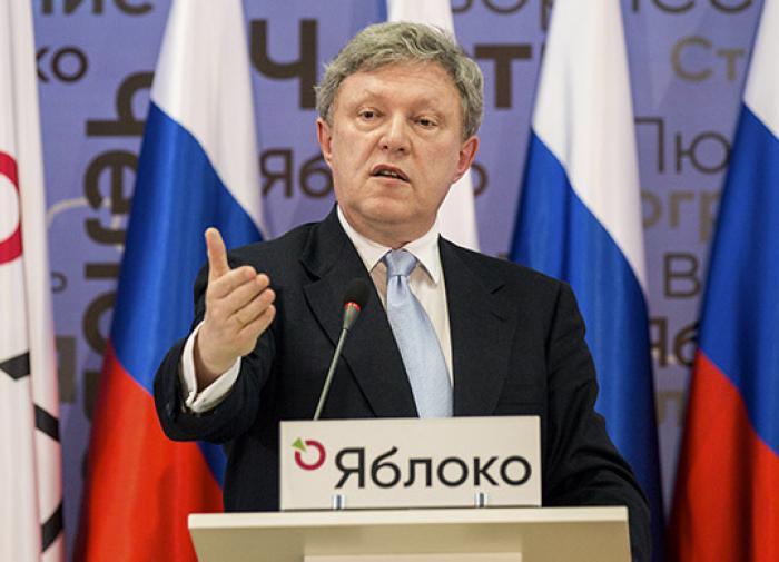 Либералы в злобе: Явлинский сделал выбор в пользу государства