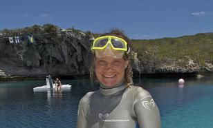 У острова Ибица в Средиземном море пропала чемпионка мира по фридайвингу Наталья Молчанова