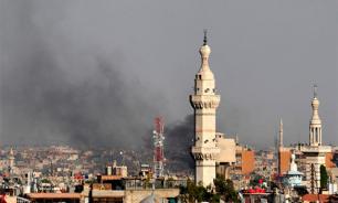 Российское посольство в Дамаске два часа было под обстрелом