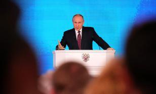 Путин ставит на место не только США, но и Китай