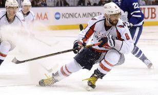 Овечкин вышел на первое место в списке снайперов сезона в НХЛ