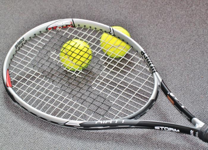 Теннис ускоряет дегенерацию коленного сустава у людей с лишним весом