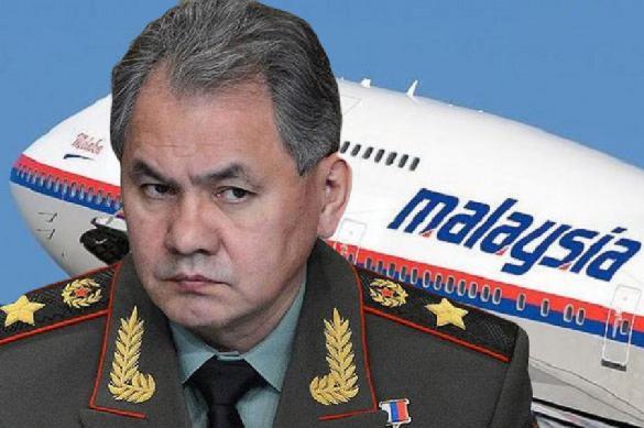 Голландцы готовы просить помощи у Шойгу по делу рейса MH17