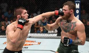 Глава UFC пообещал Макгрегору реванш с Нурмагомедовым