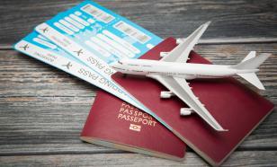 Пьяного пассажира сняли с рейса за крики о террористах в самолёте