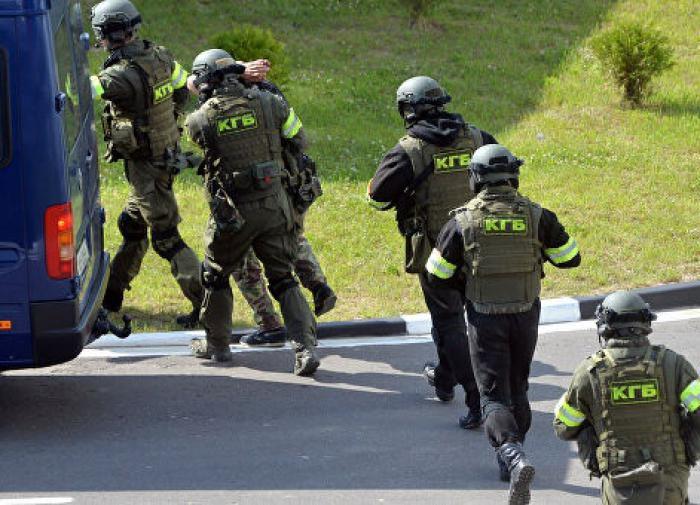 Белорусские силовики проводят обыски в редакции TUT.BY