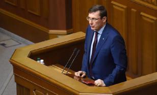 """Украинский генпрокурор нашел двойника в дивизии СС """"Галичина"""""""