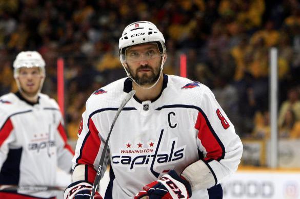 Овечкин: меня не отвлекает погоня за 700-м голом в НХЛ