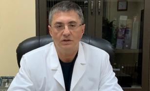 Доктор Мясников развеял мифы о передаче коронавируса