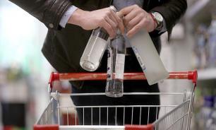 Эксперты оценили теневой рынок алкоголя в России в 40%