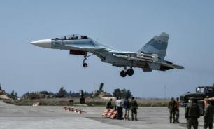 """США затребовали """"посадить российские военные самолеты"""" в Сирии"""