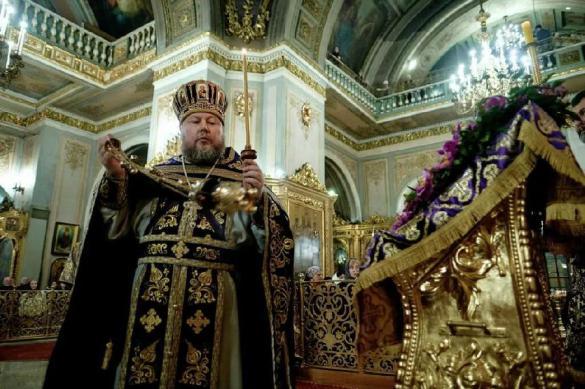 Настоятель Елоховского собора скончался в Москве от коронавируса