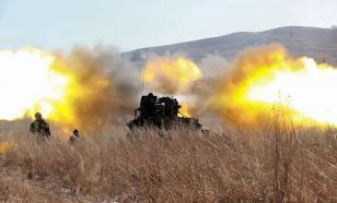 Артиллеристы уничтожили условного противника в Восточной Сибири