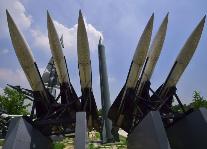 """Пхеньян обвинил США в """"развязывании гонки вооружений"""" на Корейском полуострове"""